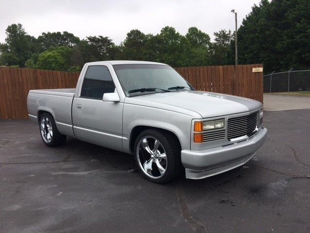 Picture of 1991 GMC Sierra located in North Carolina - QJ5K