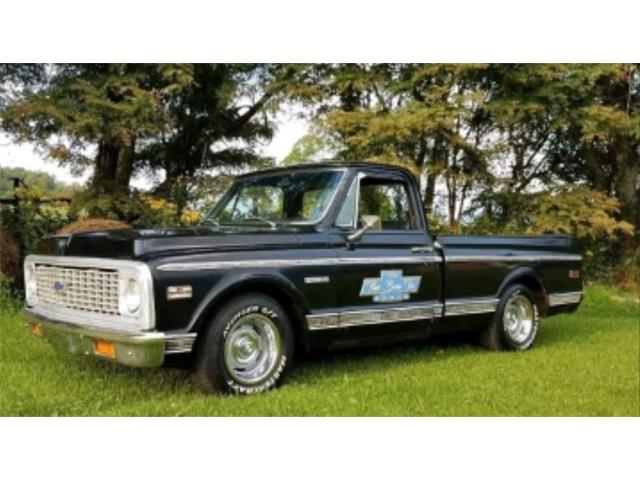 Picture of Classic 1972 Chevrolet C10 located in North Carolina - QJ5N
