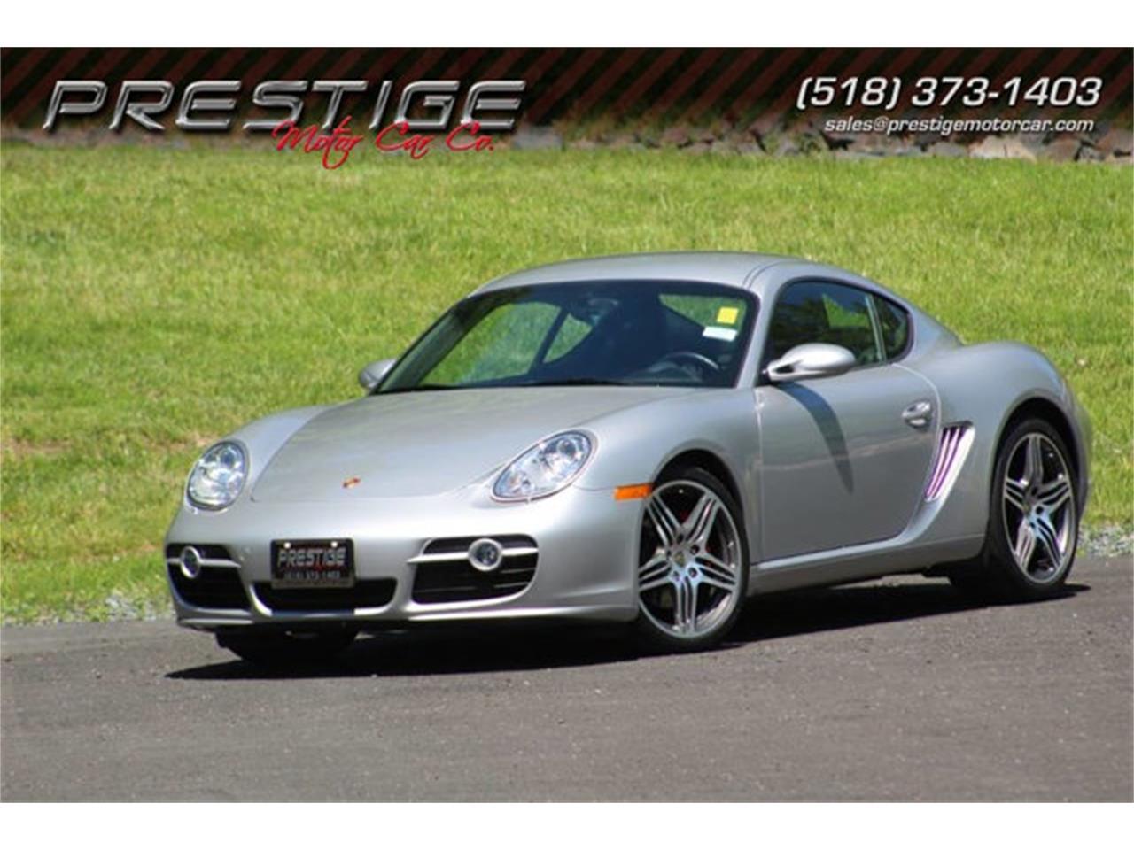 Porsche Clifton Park >> 2007 Porsche Cayman For Sale Classiccars Com Cc 1230789