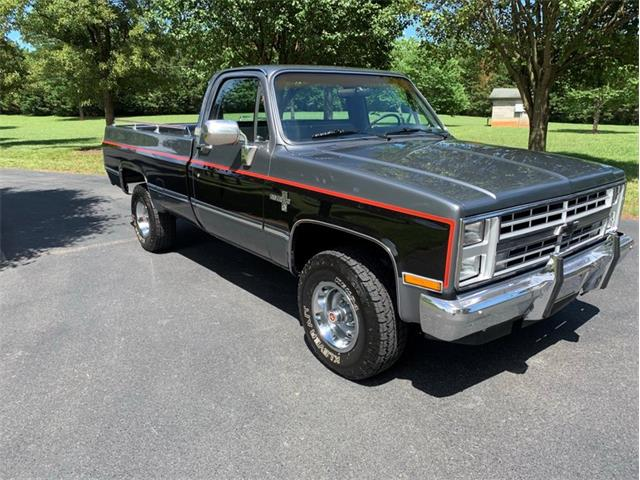 Picture of '87 Silverado - QJ68