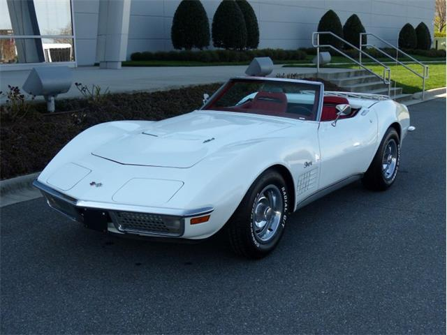 Picture of 1971 Chevrolet Corvette Offered by  - QJ6T
