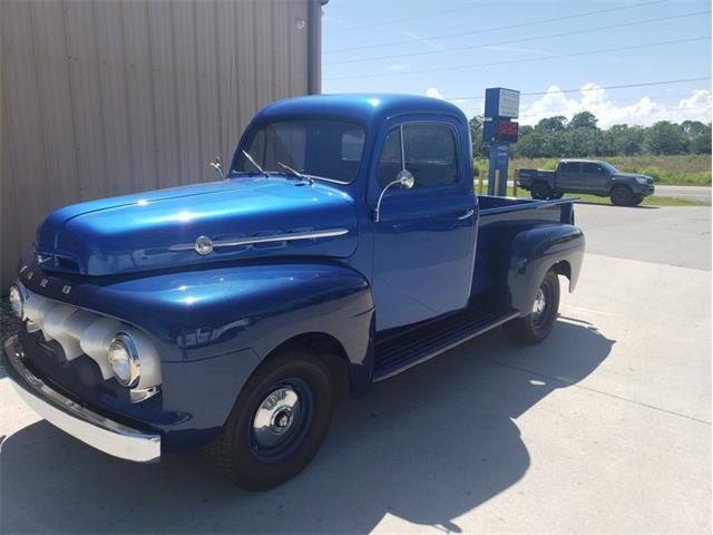 Picture of '52 F100 - QJ6Z