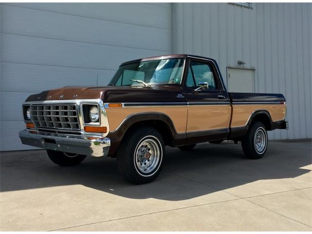 Picture of '78 F100 - QJ70
