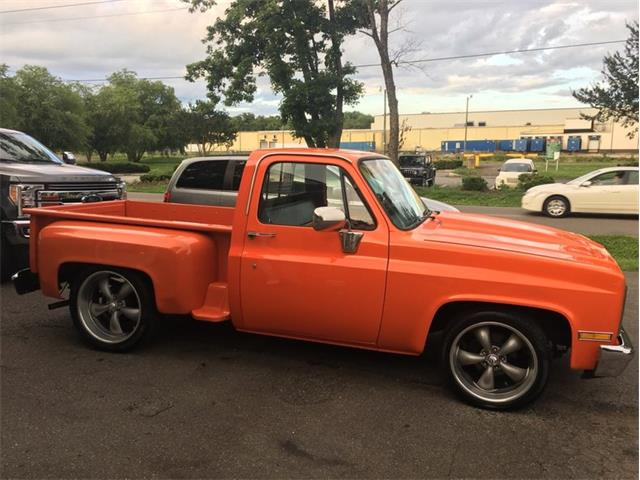 Picture of '85 Chevrolet C10 located in North Carolina Auction Vehicle - QJ7G