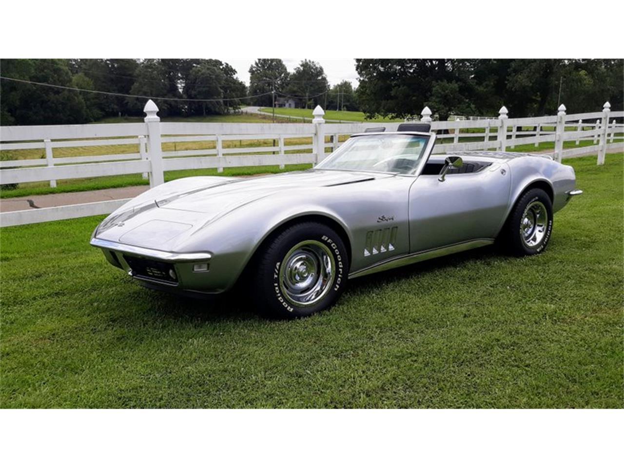 Large Picture of '68 Corvette - QJ7P