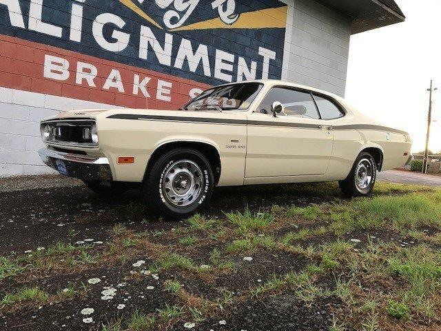 Picture of '70 Duster - QJ80