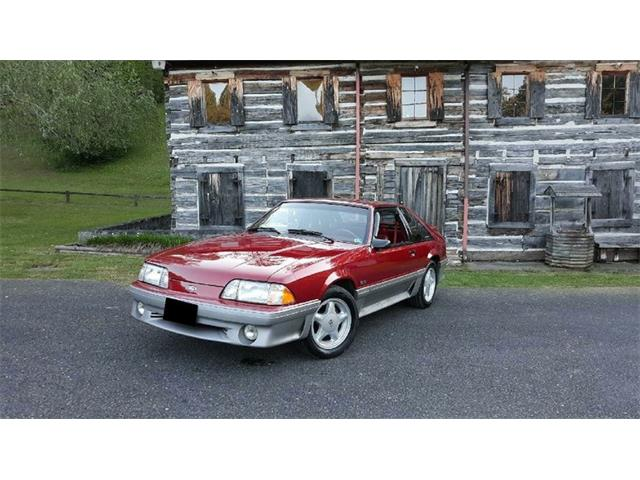 Picture of '92 Mustang - QJ87