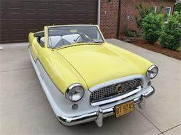 Picture of Classic '58 Nash Metropolitan located in Auburn Indiana Auction Vehicle - QDOU