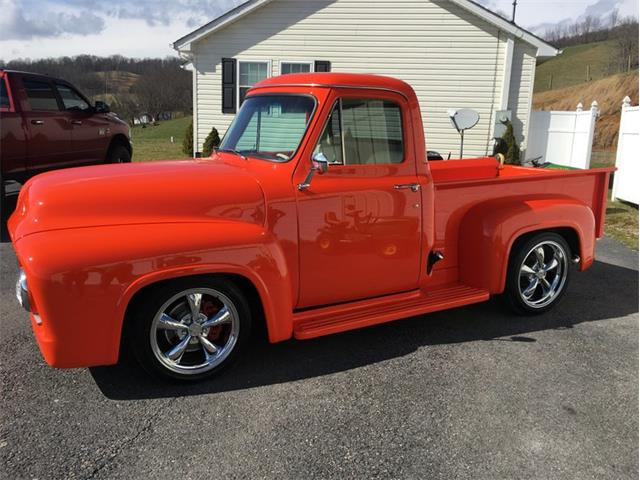 Picture of '53 F100 Auction Vehicle Offered by  - QJ8R