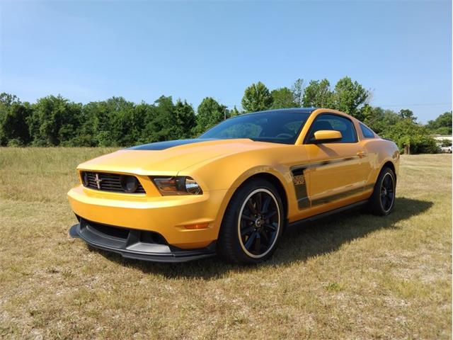 Picture of '12 Mustang - QJ8T