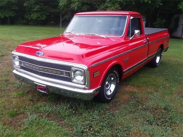 Picture of Classic '70 C10 located in North Carolina Auction Vehicle - QJ9L
