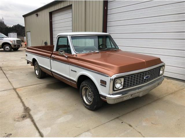 Picture of '72 Chevrolet C10 located in Greensboro North Carolina Auction Vehicle Offered by  - QJ9W