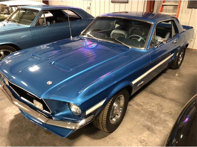 Picture of '68 Mustang - QJ9Z