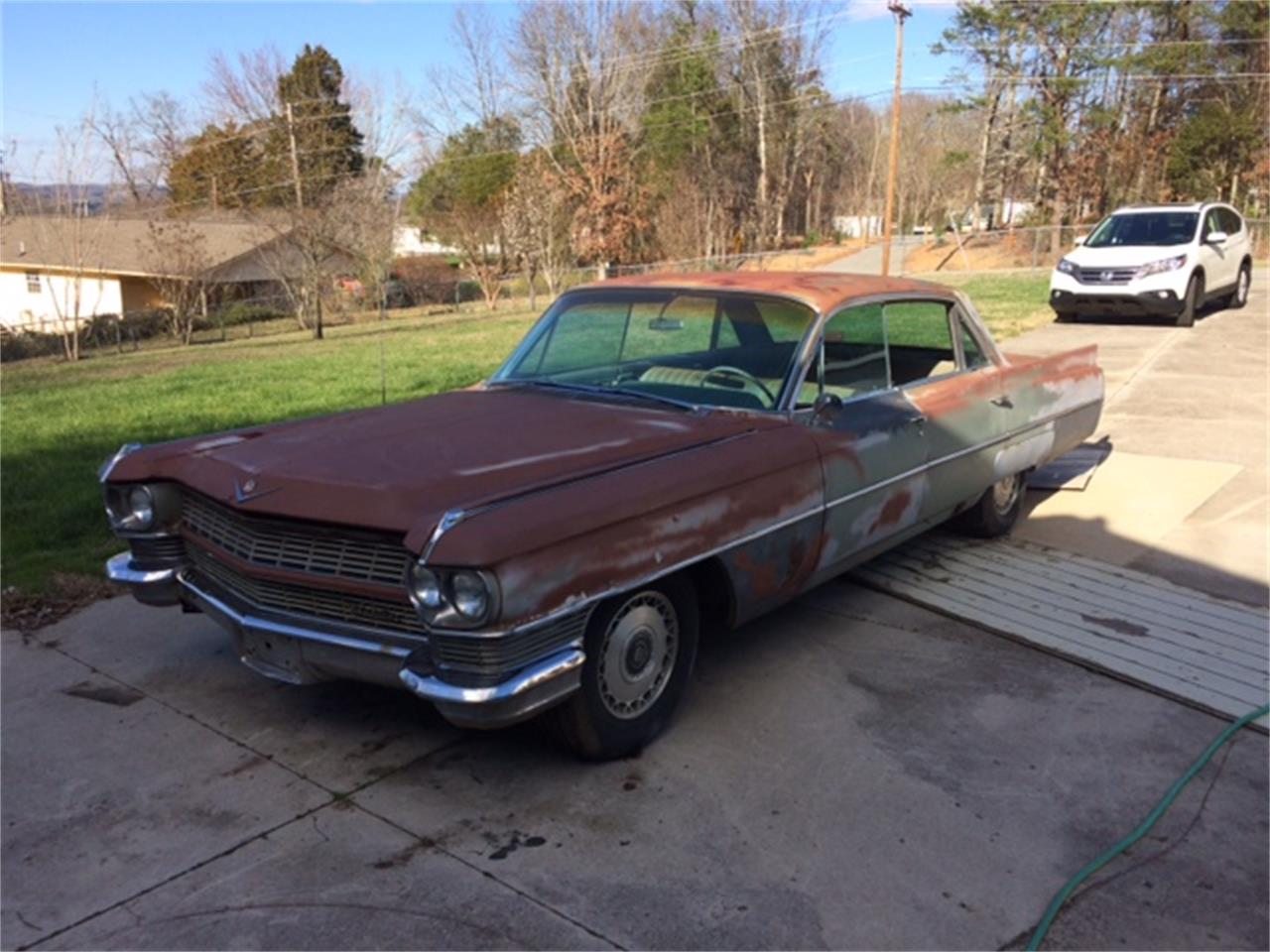 Large Picture of Classic '64 Cadillac Series 62 - $4,795.00 Offered by a Private Seller - QDP0
