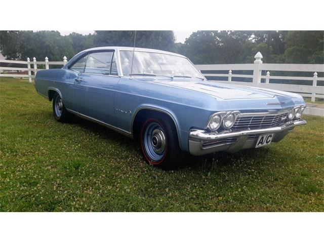 Picture of Classic 1965 Chevrolet Impala located in North Carolina Offered by  - QJAH