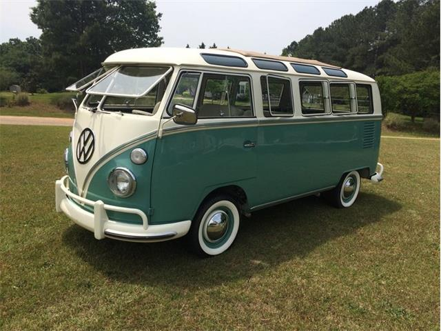 Picture of Classic '64 Volkswagen Bus Offered by  - QJAQ
