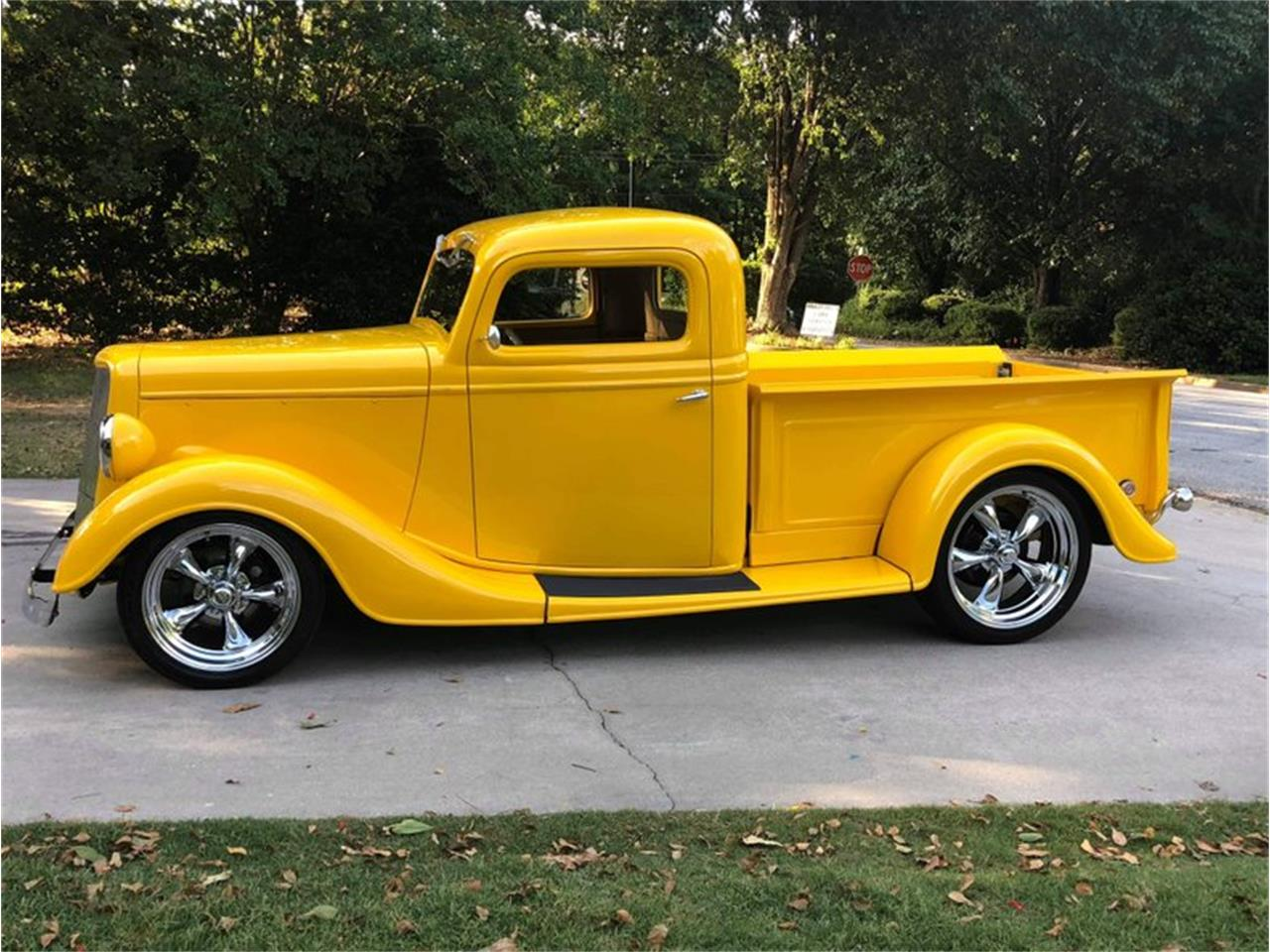 Large Picture of '35 Pickup - QJAZ