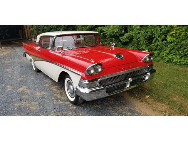 Picture of 1958 Fairlane located in North Carolina Auction Vehicle Offered by  - QJB4