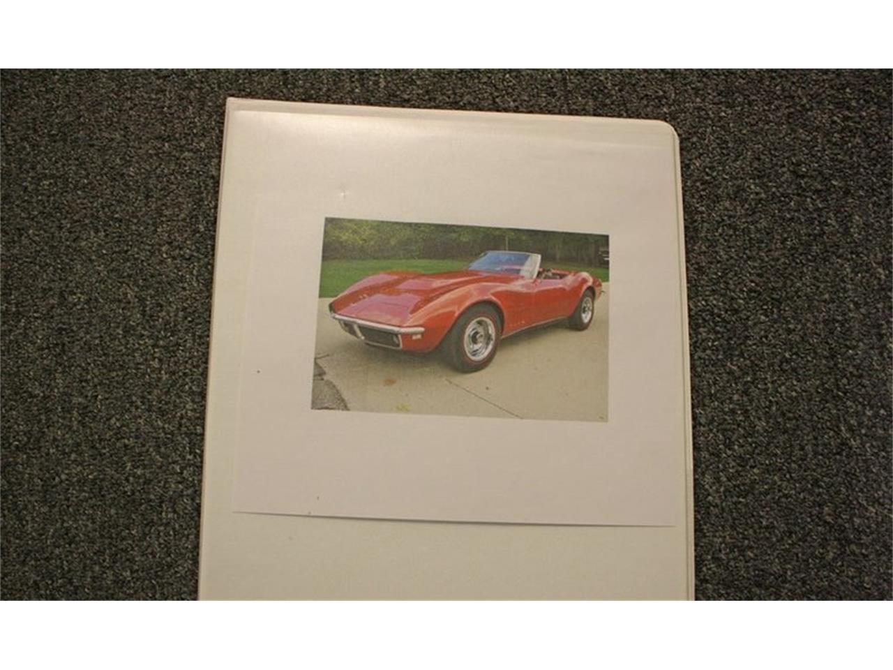 Large Picture of '68 Corvette - QJB6