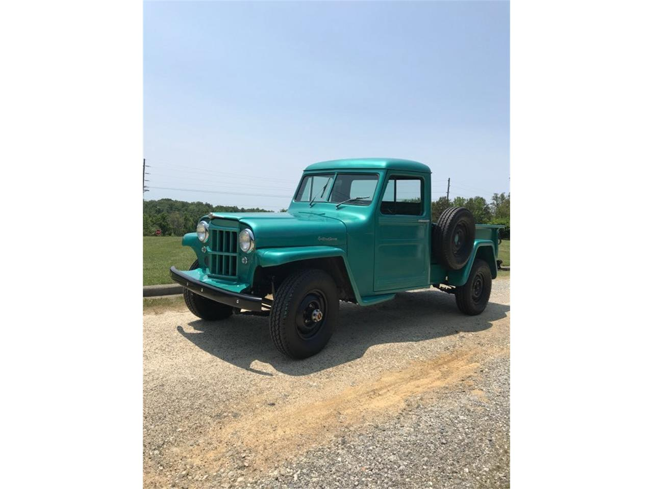 Large Picture of '59 Jeep - QJC9