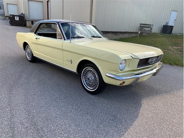 Picture of '66 Mustang - QJCS