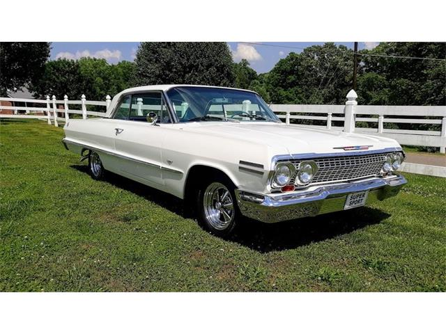 Picture of '63 Impala - QJD0