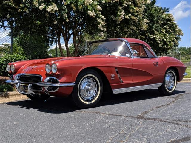 Picture of '62 Corvette - QJDE