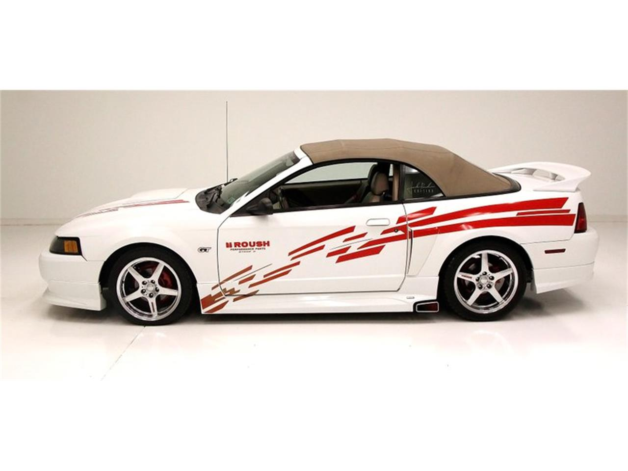 Large Picture of '01 Mustang - QDPD