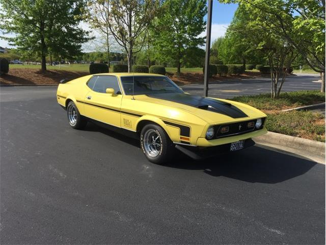 Picture of '71 Mustang - QJDO