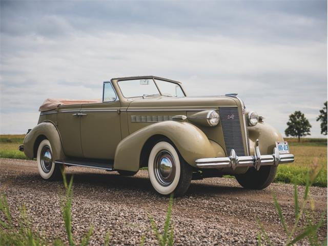 Picture of Classic 1937 Buick Antique located in Greensboro North Carolina Offered by  - QJE1