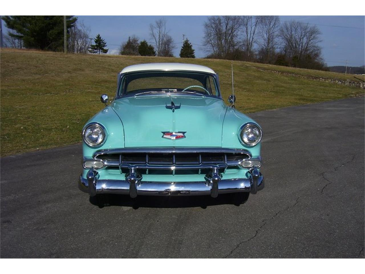 Large Picture of '54 Bel Air - QJE9