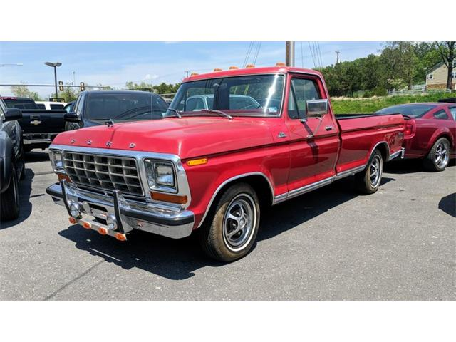 Picture of 1978 F150 located in Greensboro North Carolina Auction Vehicle Offered by  - QJEH