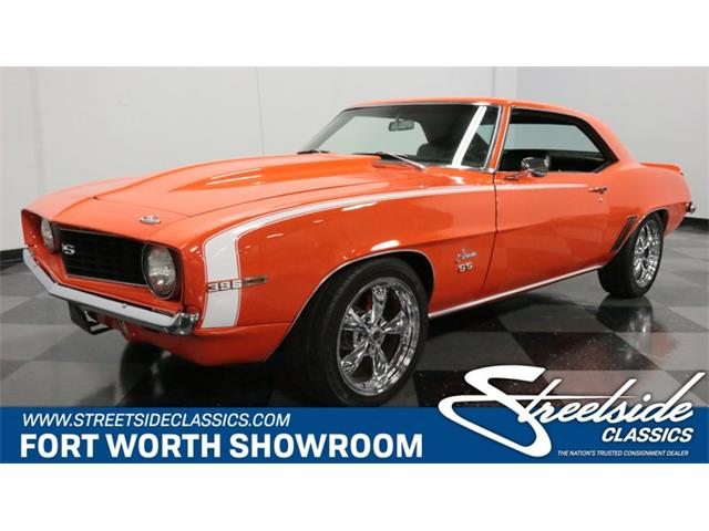 Picture of '69 Chevrolet Camaro - $54,995.00 Offered by  - QDPH