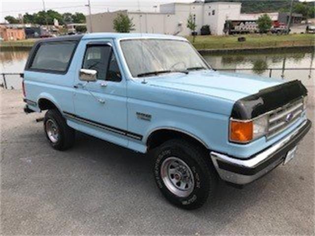 Picture of '87 Bronco - QJER
