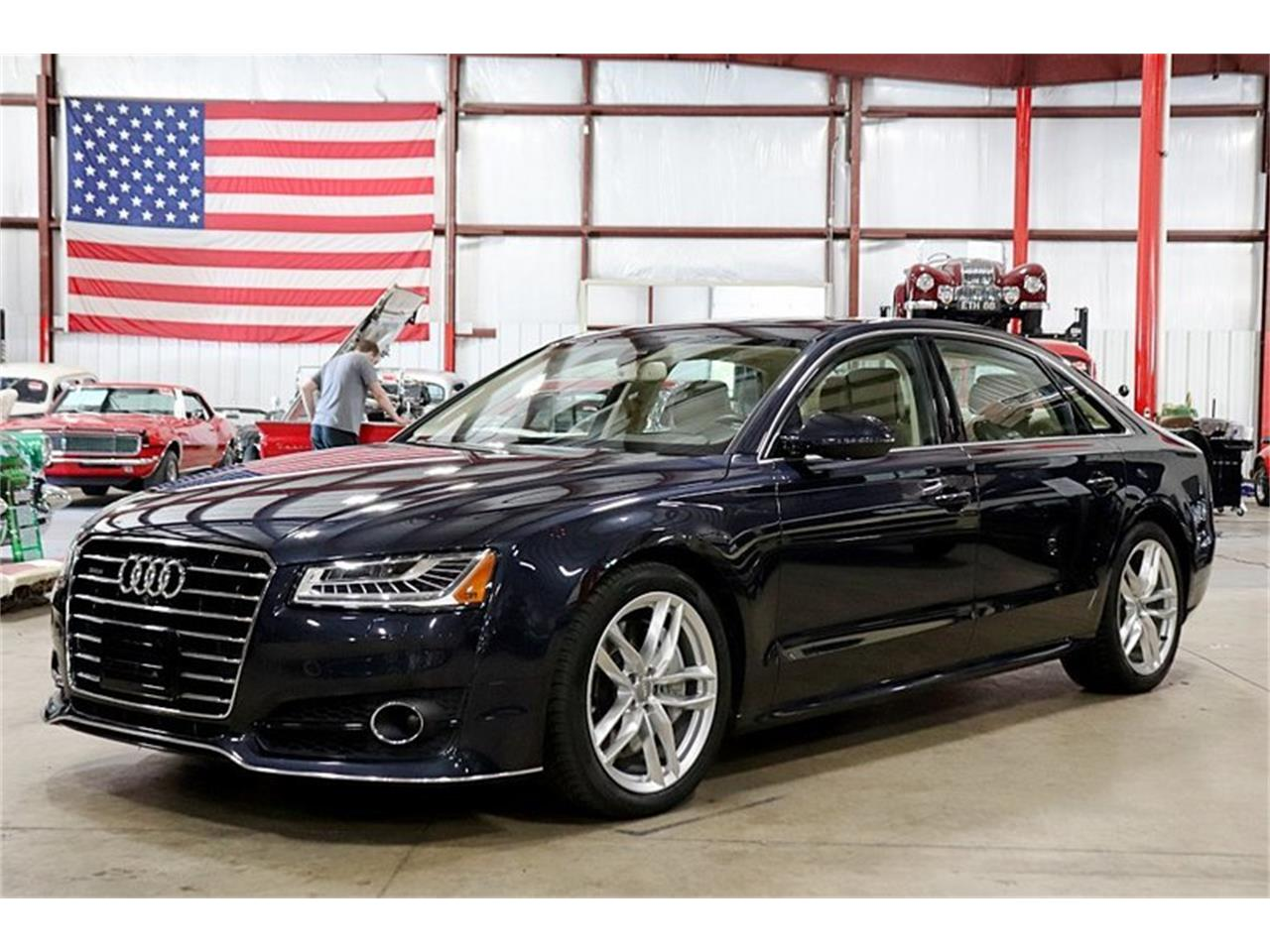 Large Picture of 2017 A8 located in Michigan Offered by GR Auto Gallery - QDPJ