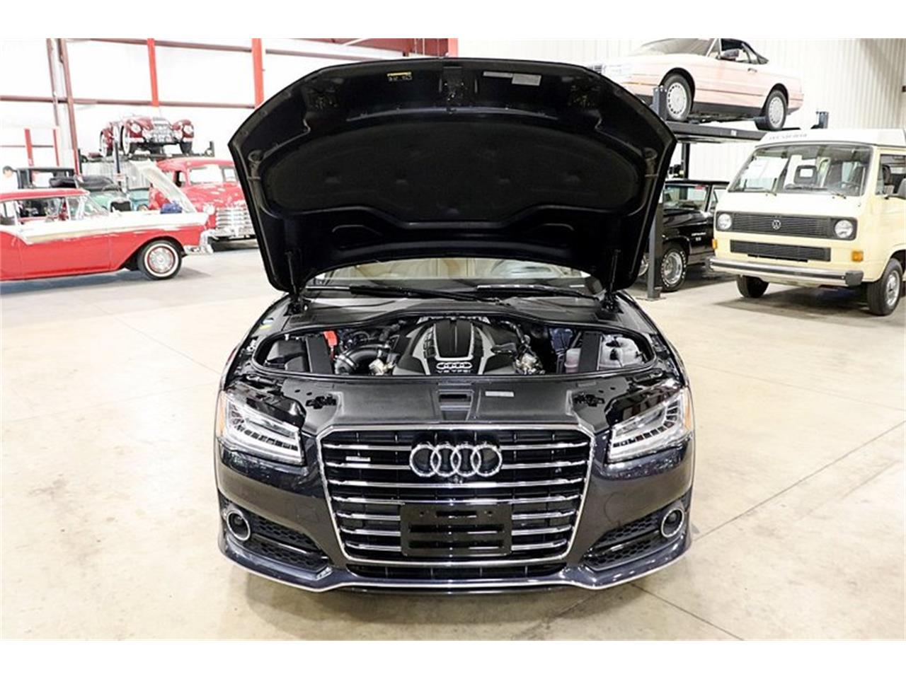 Large Picture of '17 Audi A8 located in Kentwood Michigan Offered by GR Auto Gallery - QDPJ