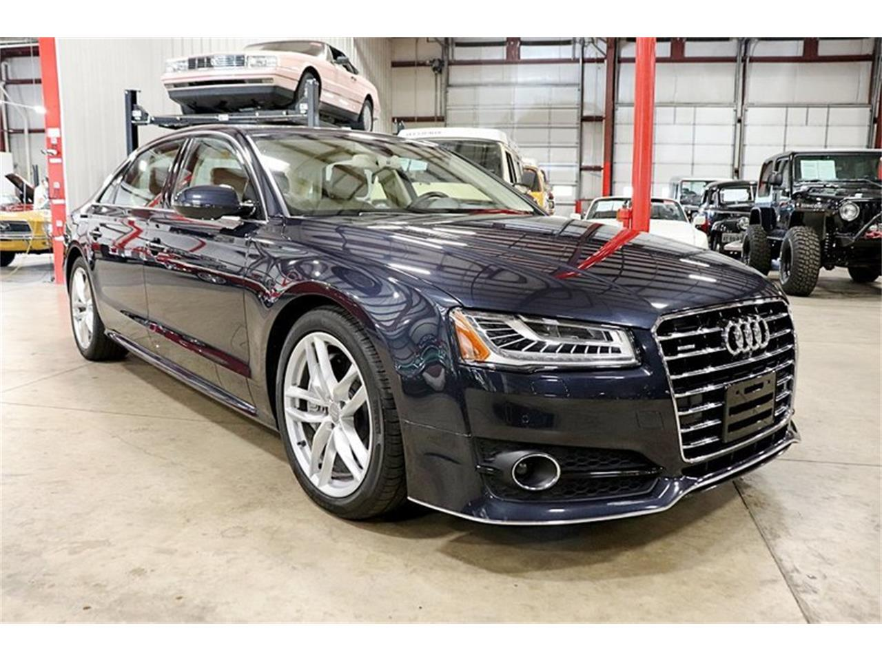 Large Picture of 2017 A8 located in Kentwood Michigan - $54,900.00 Offered by GR Auto Gallery - QDPJ
