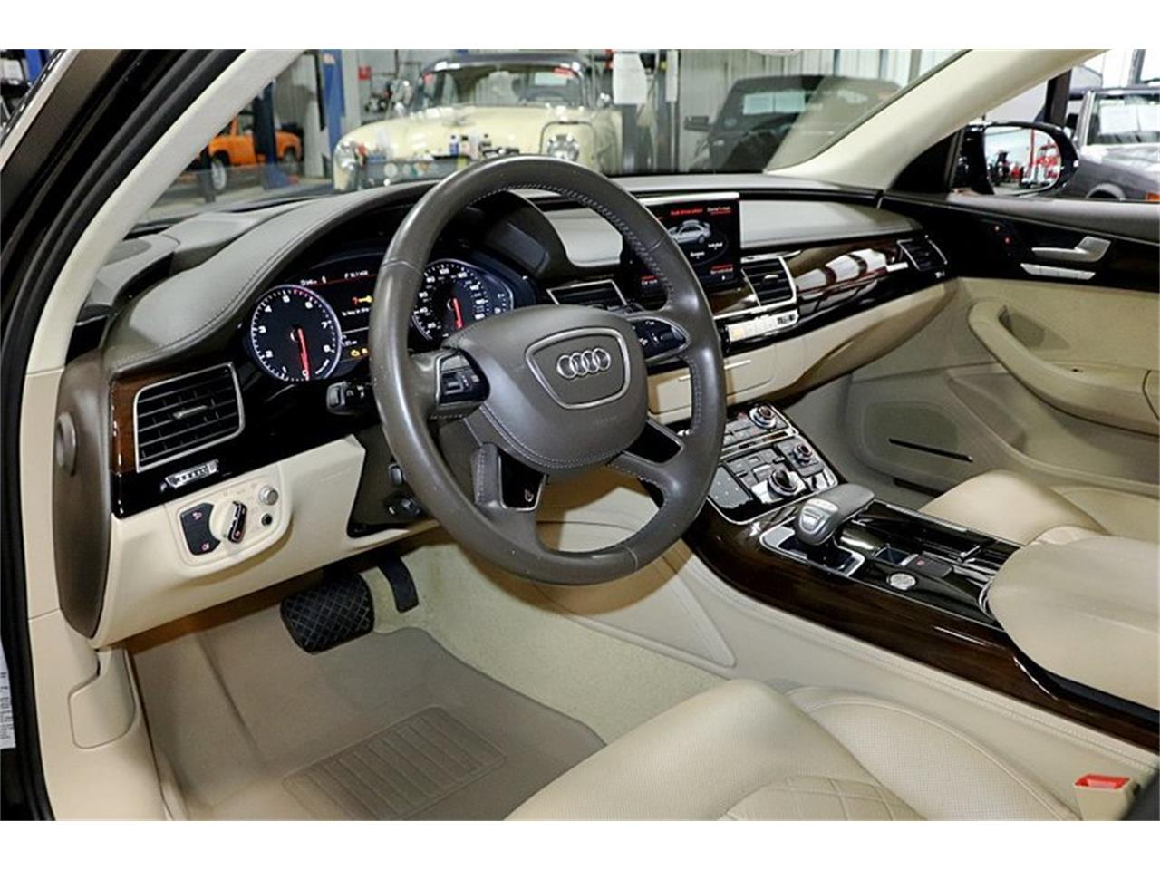 Large Picture of '17 A8 located in Kentwood Michigan - $54,900.00 Offered by GR Auto Gallery - QDPJ