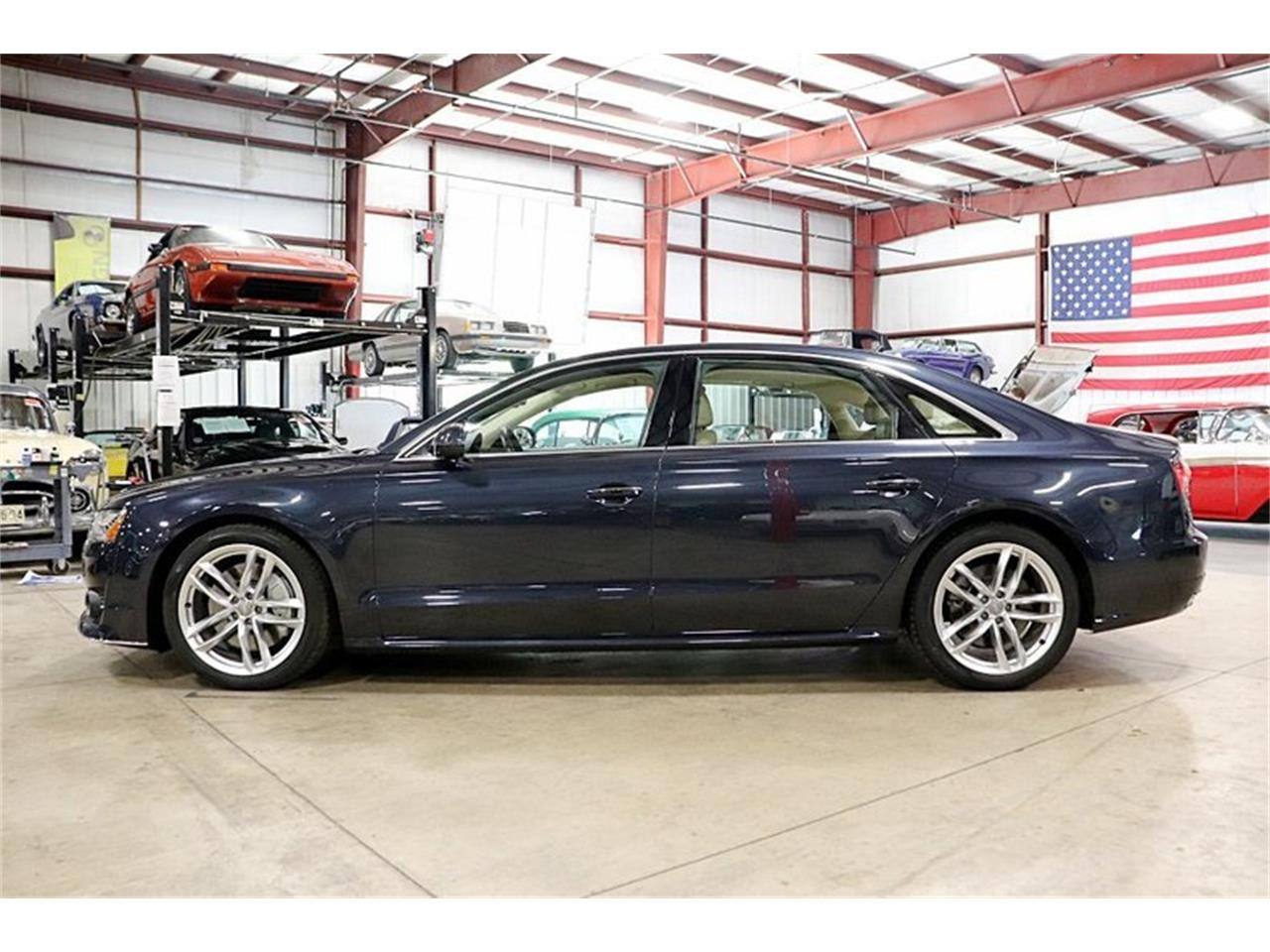 Large Picture of 2017 Audi A8 located in Michigan Offered by GR Auto Gallery - QDPJ