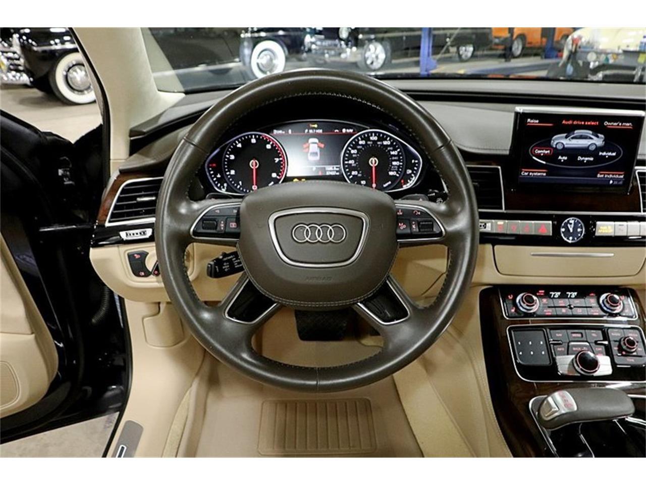 Large Picture of 2017 Audi A8 located in Michigan - $54,900.00 - QDPJ