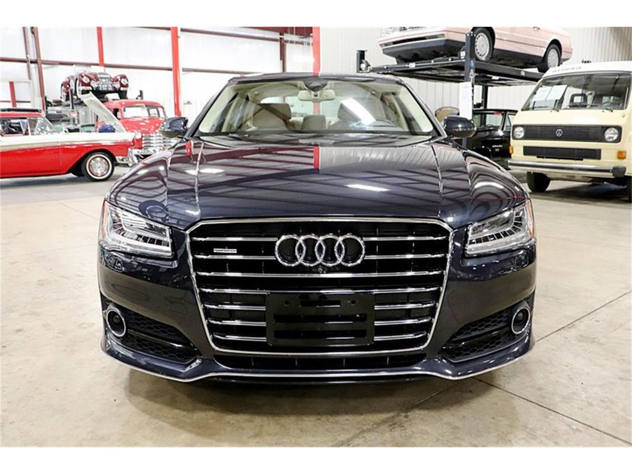 Large Picture of '17 Audi A8 Offered by GR Auto Gallery - QDPJ