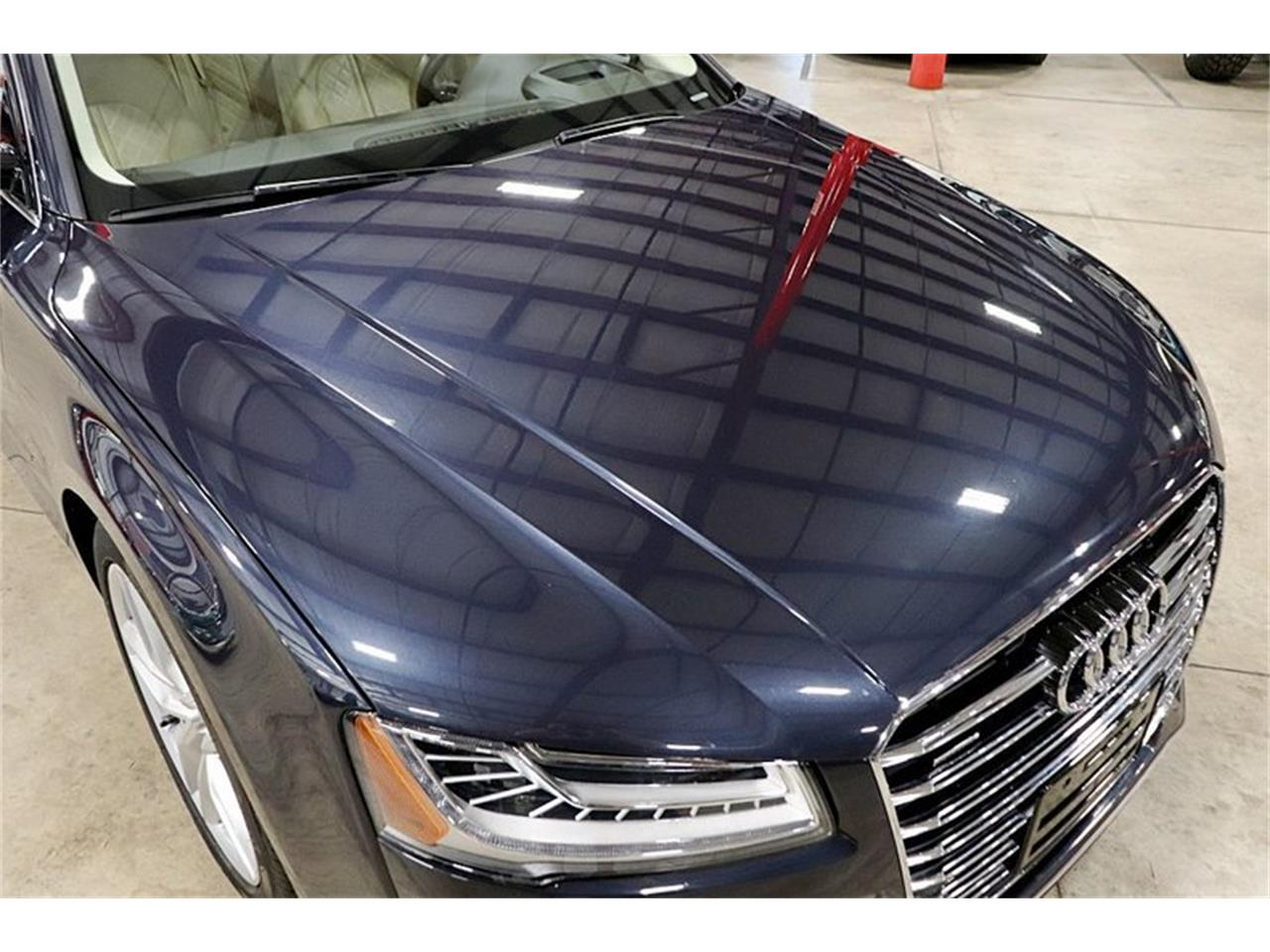 Large Picture of '17 Audi A8 located in Michigan Offered by GR Auto Gallery - QDPJ