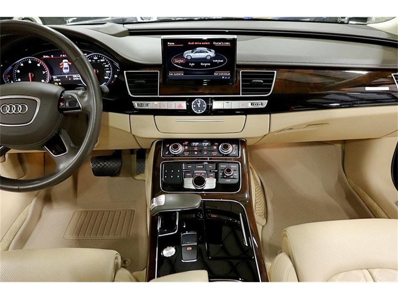 Large Picture of 2017 Audi A8 located in Kentwood Michigan - QDPJ