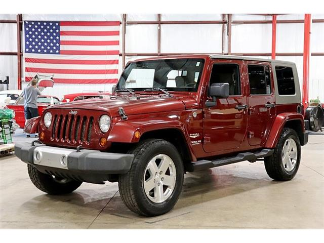 Picture of '08 Wrangler - QDPK