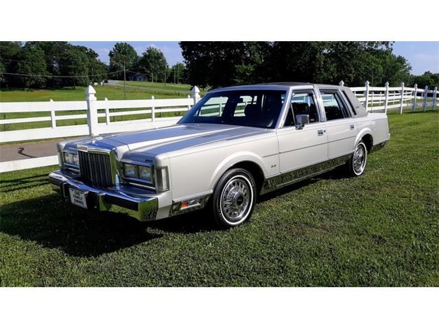 Picture of '87 Town Car - QJFQ