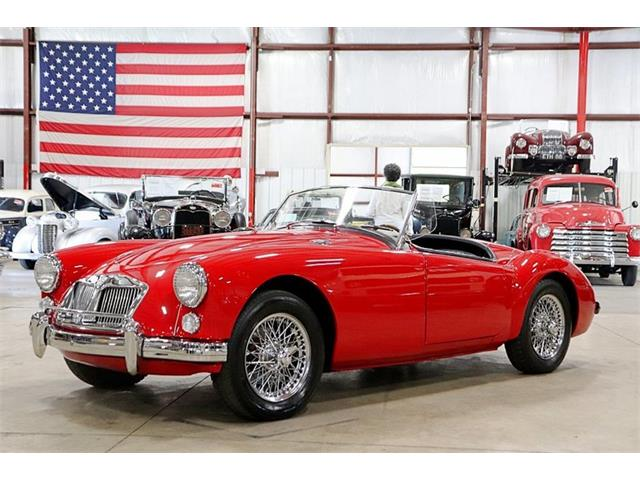 Picture of '62 MGA - QDPL