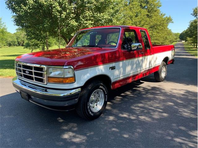 Picture of '94 Ford F150 located in North Carolina Auction Vehicle - QJFY