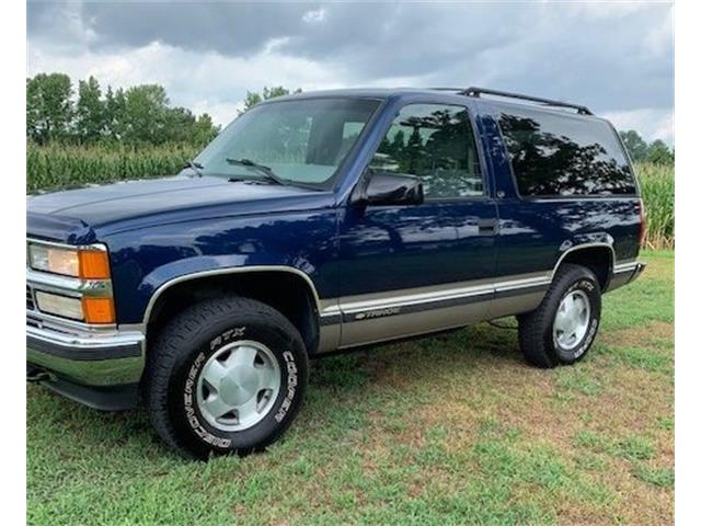 Picture of '98 Tahoe - QJGE