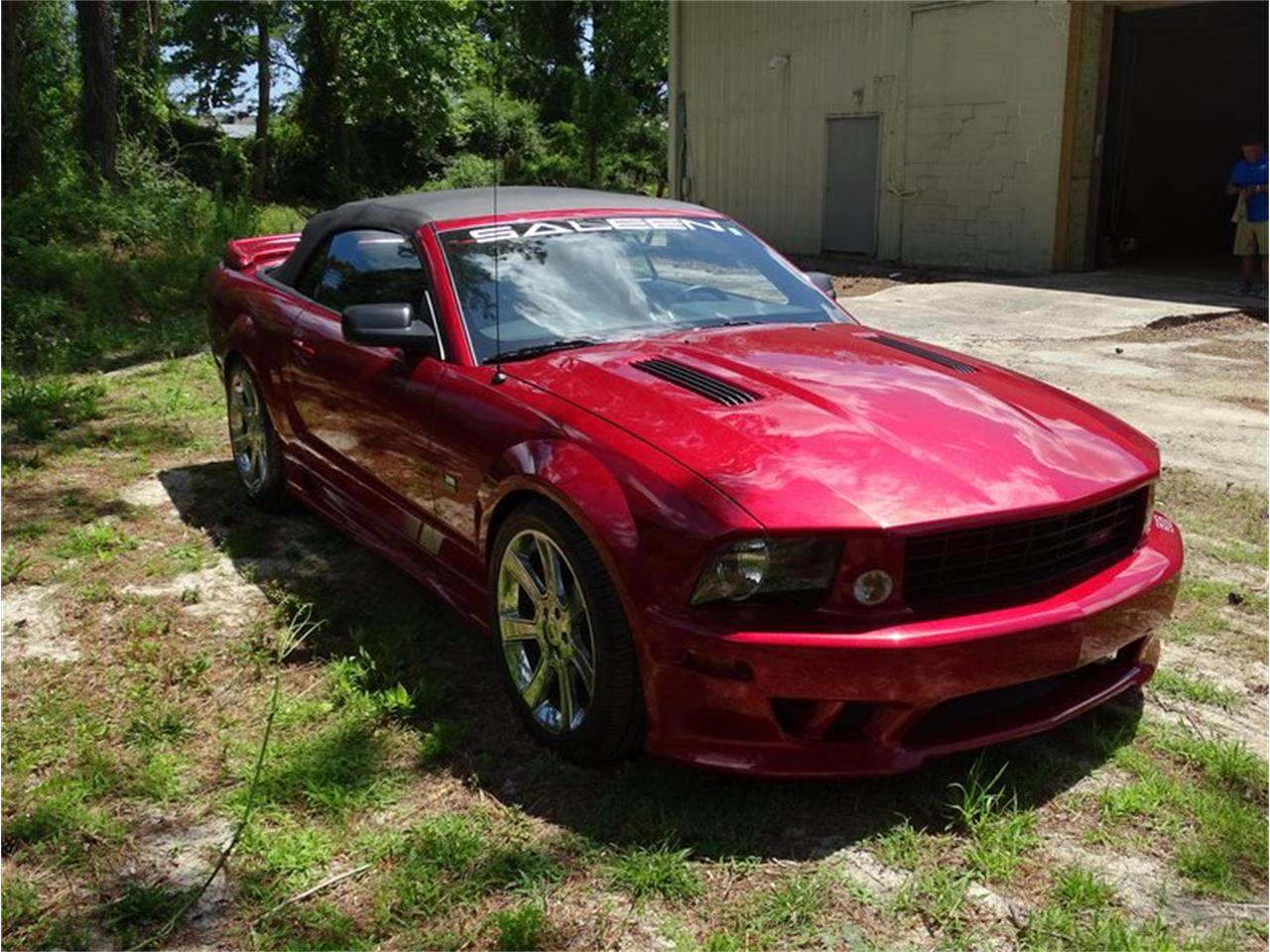 Large Picture of '06 Mustang - QJGM