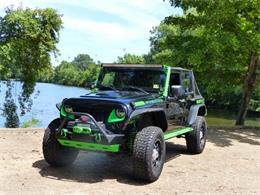 Picture of '12 Jeep Wrangler located in North Carolina Auction Vehicle Offered by GAA Classic Cars Auctions - QJGO